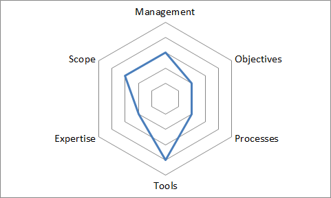 What should managers do with their Analytics function?