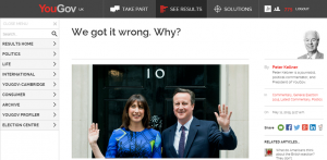 "YouGov: ""We got it wrong. Why?"""